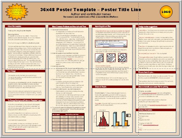 posters4research free powerpoint scientific poster. Black Bedroom Furniture Sets. Home Design Ideas