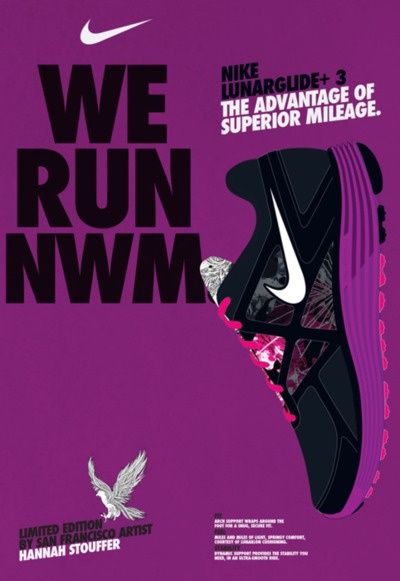19 best images about art direction nike women 39 s half for Nike brochure design