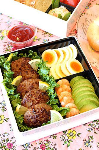 朝楽セルフオープンサンド弁当deピクニック~☆母の日 - ぱおのおうちで世界ごはん☆