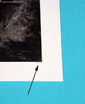 Passepartout acidfree, particolare   #archiviazione #fotografia #passepartout #arte #esposizione mailto:info@fotom... www.fotomatica.it