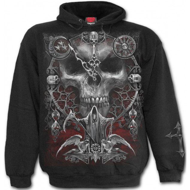 Sudadera Sands of Death de Spiral Direct #calavera #skull #rock #metal #xtremonline