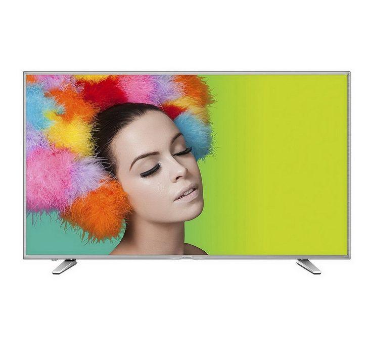 Sharp Television 55 4K UHD HDR Smart TV HDTV Built In WiFi