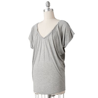 been looking for a long tee for over leggings!: Tees, Tops, Style, Kohls, Leggings