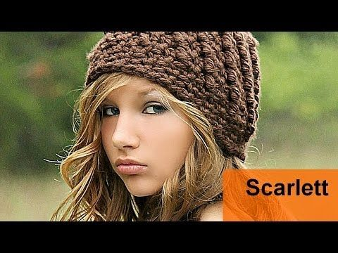 ESL Strories - Scarlett (transcript video): Scarlett is twelve years old and is trying to understand the world around her. She asks questions about everything, all the time. She also says that she already knows five languages…