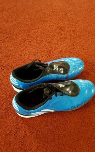 Adidas Fußball Hallenschuhe; Sportschuhe, F10, blau, US 8sparen25.com , sparen25.de , sparen25.info