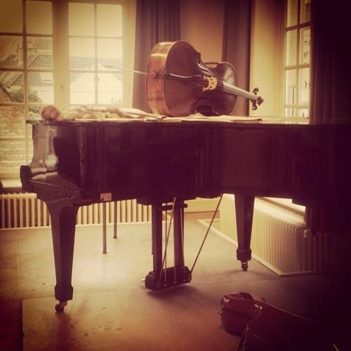 Una de mis pasiones es la Música . La música es el arte más directo, entra por el oído y va al corazón.