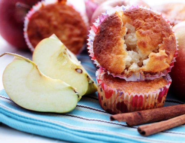 Muffin Rezept mit Äpfeln