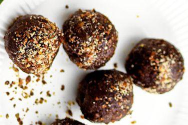 LSA cereal balls