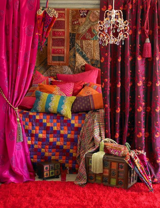 colours go so well <3.GUEST ROOM