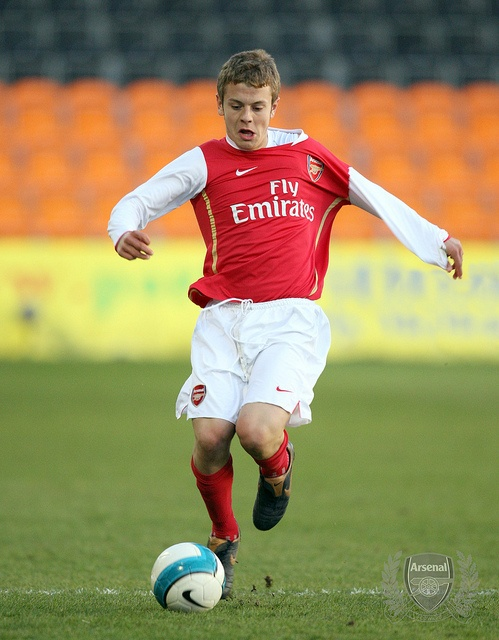 Jack Wilshere by Pricey4, via Flickr