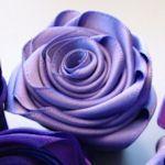 17 ways to make ribbon flowers...