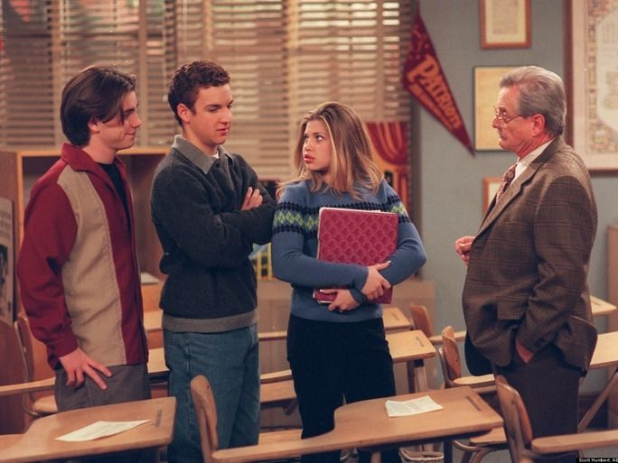 8 Feminist Lessons We Can Learn From Topanga Lawrence, Because She Was Totally The Yoda Of '90s Feminism
