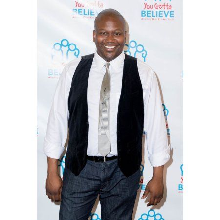 Tituss Burgess At Arrivals For Voices For The Voiceless Stars For Foster Kids Benefit For You Gotta Believe Canvas Art - (16 x 20)