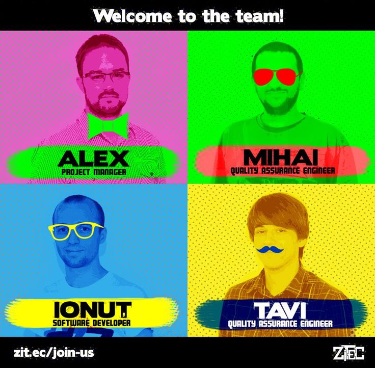 Say hello to our new colleagues and check out the Zitec careers page! We're still looking for new members to join our team: http://zit.ec/join-us