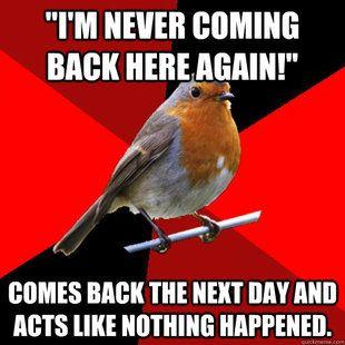retail robin meme | quickmeme