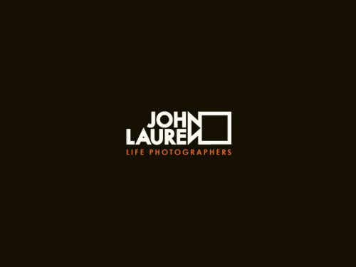 What a great treatment of the N Letters functioning as part of a camera icon: John Lauren Photographers - designed by Matic Andrej