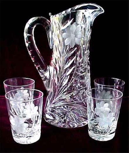 antique crystal | Vintage Glassware, Milk Glass, Crystal, Pressed Glass, Pattern Glass
