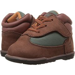 Timberland Kids Field Boot Crib Bootie (Infant/Toddler)