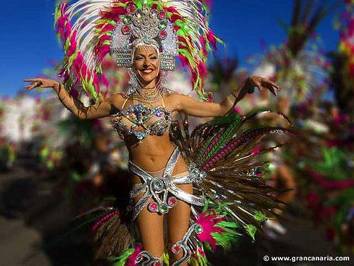 Gran Canaria - Carnaval en Gran Canaria