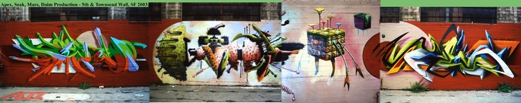 apex_seak_mars_daim graffiti art