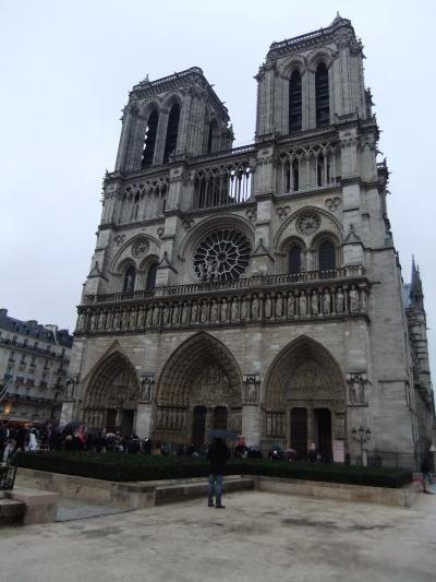 ハネムーン パリ ノートルダム大聖堂・ルーブル美術館 (パリ) - 旅行のクチコミサイト フォートラベル