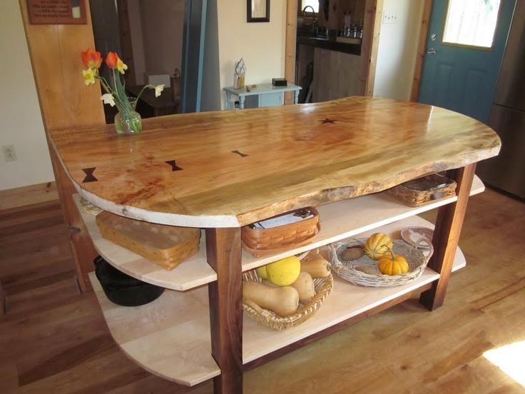 Live Edge Wood Table Tops Slab Slabs Tables