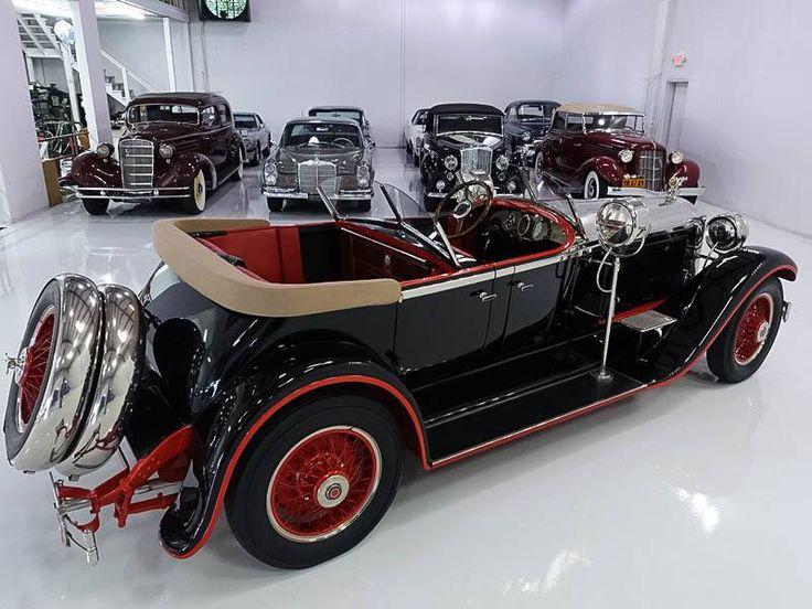 1927 336 Sport Phaeton by Holbrook