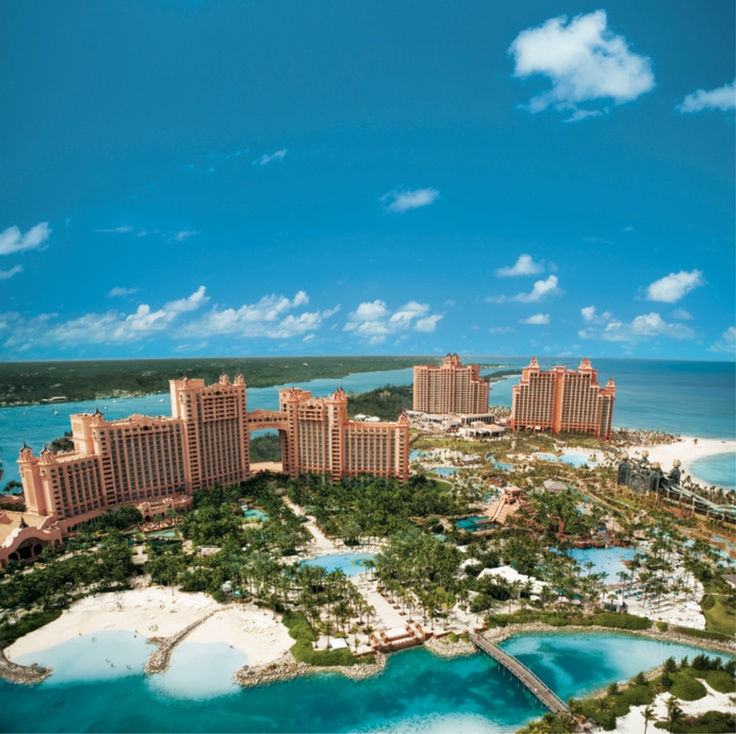 Atlantis in Nassau, Bahamas!! August 2014 can't come soon enough!!!! Can't wait..