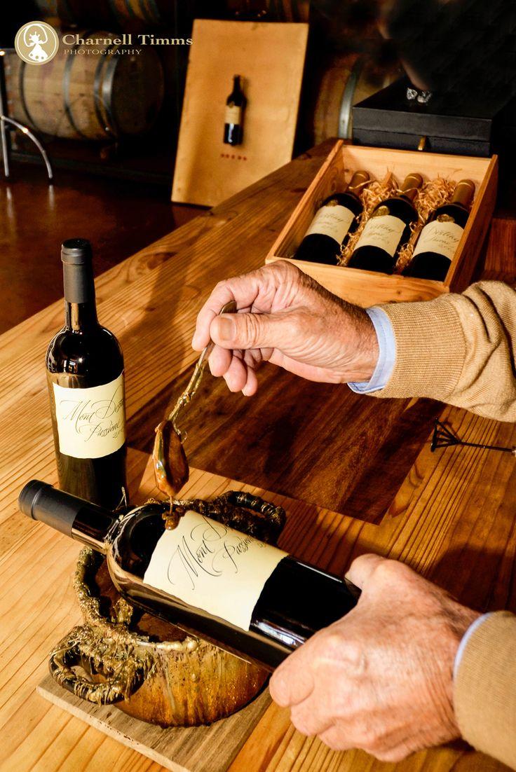 Hand-crafted wines at Mont Destin Winery in STellenbosch
