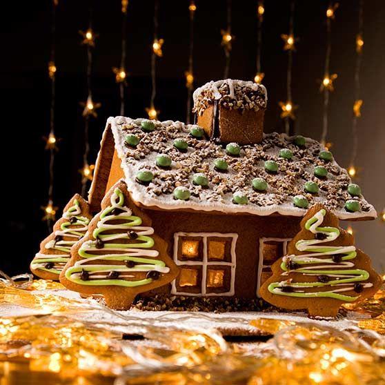 Peberkagehus, jul, dansukker, brunkager, inspiration, opskrift, christmas,