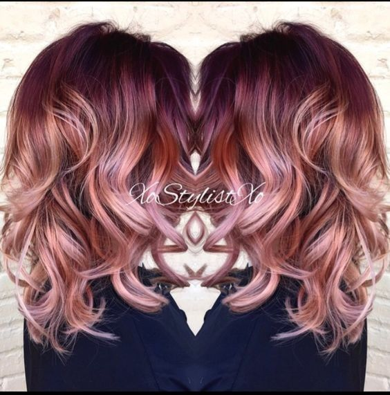 20 Fabulous Summer Hair Color Ideas – Amazing Hair Colors – Mom's Hair