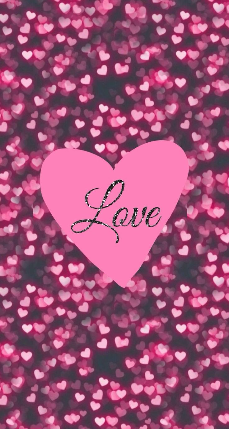Pink Wallpaper Love