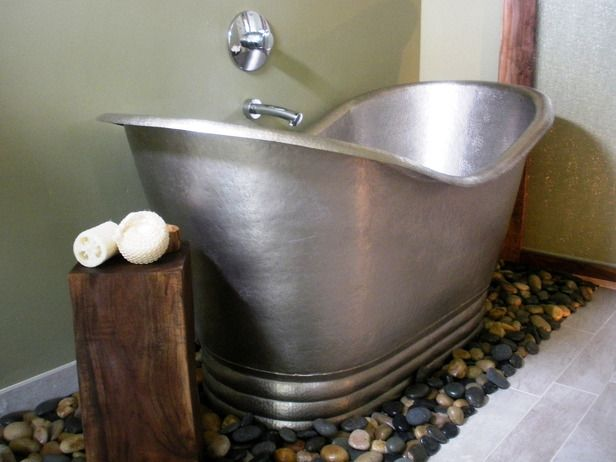 Amazing Tubs and Showers Seen On Bath Crashers : Home_improvement : DIY