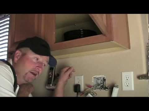 Installing Under Cabinet Lighting | Picture steps are great and all, but for something so technical, nothing beats a how-to video. /|"|480|360|?|794fe177727851be16798595f3c617e0|False|UNLIKELY|0.33534136414527893
