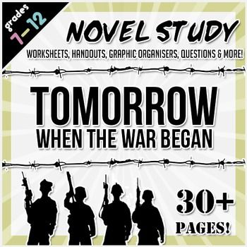 tomorrow when the war began essay themes To listing themes, offering plot summaries, and tracing marsden's sources and al-  lusions  like the essays by mayers and michaels, dodges the series' political.