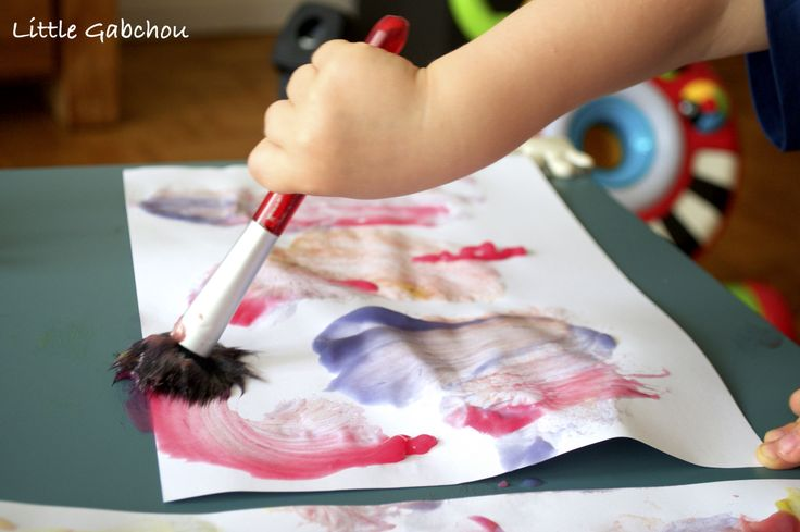 recette peinture homemade fait maison