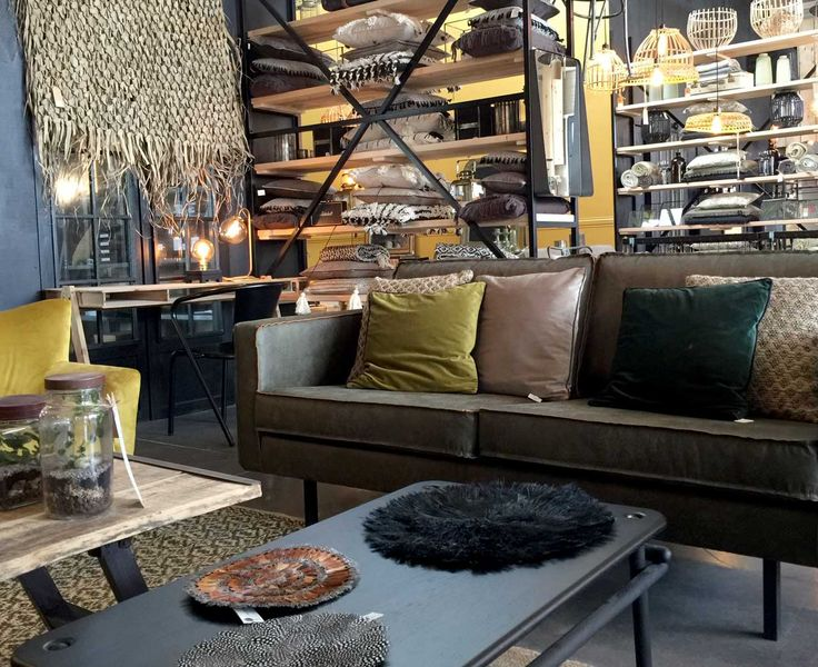 Maison alfred et louisa une boutique déco à crach qui mixte meubles anciens et décorations