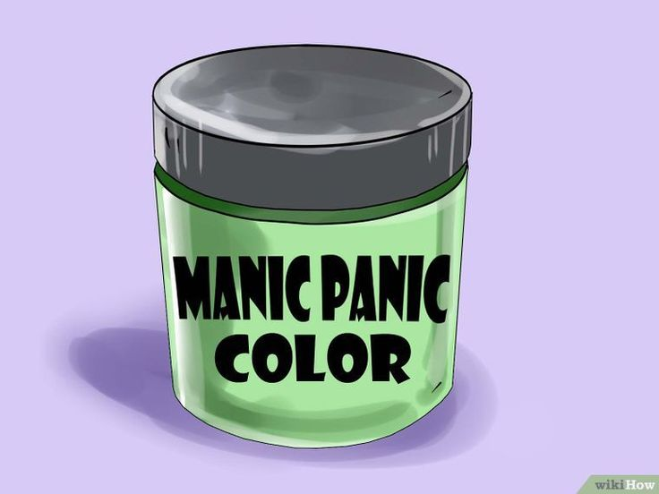 How to Dye Your Hair With Manic Panic Hair Dye (with Pictures)