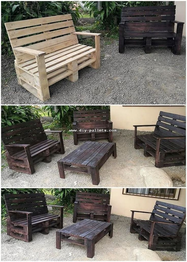 Brilliant DIY Pallet Ideas for Indoor and Outdoor | Pallet ...
