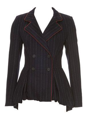 Schnittmuster: Jacke - Schößchen - Damen - burda style