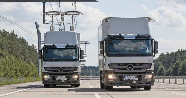 Siemens e-Highway project