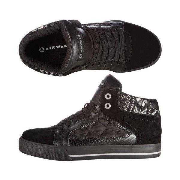 Airwalk Women Shoes Size  With Skulls