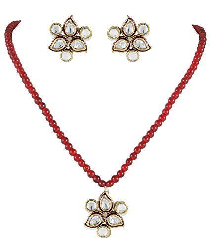 Red Pearls Indian Bollywood Gold Plated Ethnic Kundan Tra... https://www.amazon.com/dp/B06Y2G7GP7/ref=cm_sw_r_pi_dp_x_3jCczbHRVB7H1