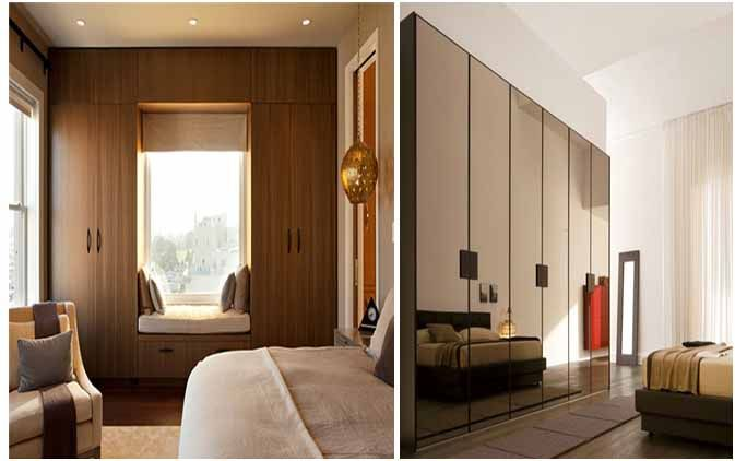 Trendy Wardrobe Designs To Organize Your Bedroom Space