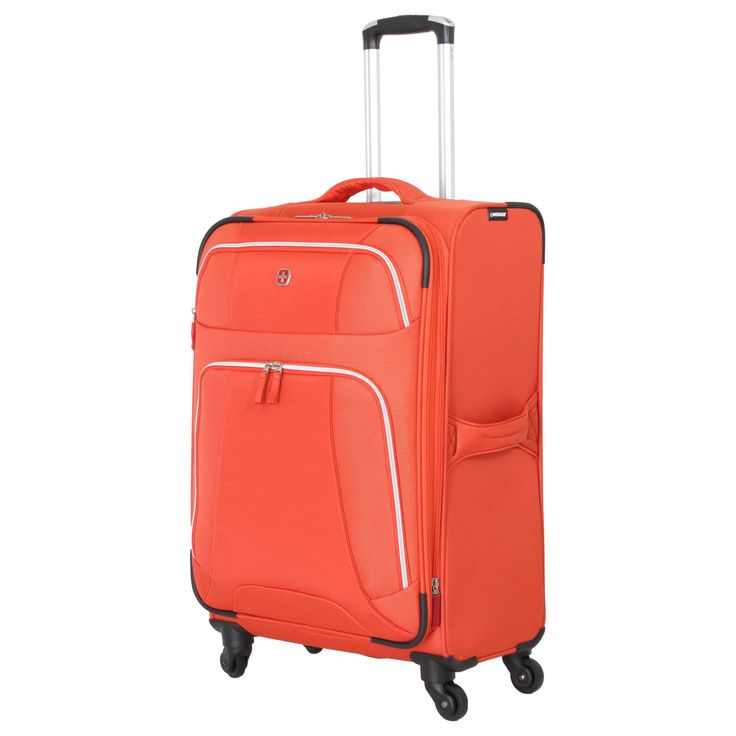 International Wenger Monte Leone 24.5-inch Medium Spinner Upright Suitcase