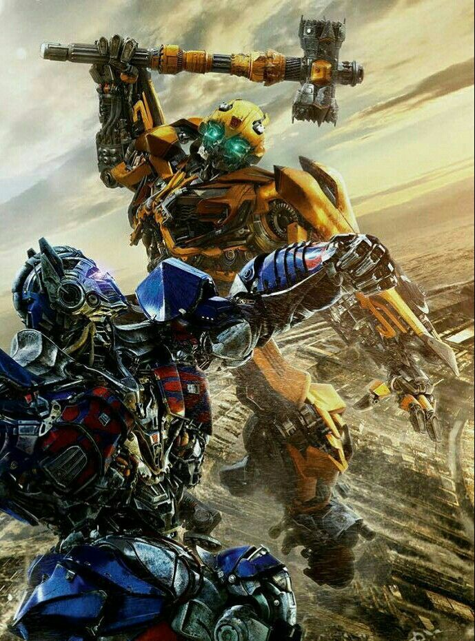 I'm going to die during  Transformers the last knight