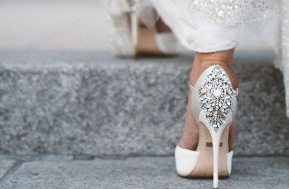 Αποτέλεσμα εικόνας για νυφικά παπούτσια!
