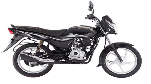 Bajaj Platina 100 Black Bike Bike India Bike News