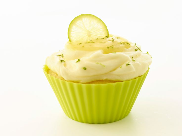 Key Lime Cupcakes Recipe : Food Network Kitchen : Food Network - FoodNetwork.com - looks like a whole lot of work