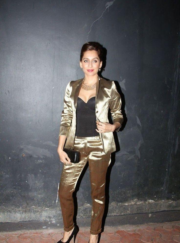 Anusha Dandekar - SS15 Collection Launch at Fabula Rassa : Indian Celebrtities (F) FunFunky.com